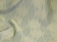 Art Deco Duck Egg Curtain Fabric 10 metres
