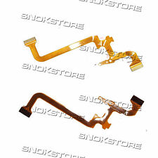 LCD FLEX CABLE CAVO FLAT PER VIDEOCAMERA JVC GZ-MS110 REPAIR PARTS DIGITAL