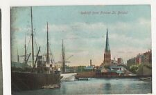 Bristol, Redcliffe from Princes St. 1905 Postcard, B142
