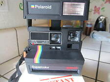 POLAROID 600 'SuperColor 635 CL ' instant camera/ex. cond
