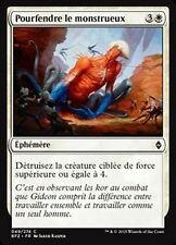 MTG Magic BFZ - (4x) Smite the Monstrous/Pourfendre le monstrueux, French/VF
