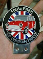 morris Mini Cooper badge vintage accessory clubman price for sale s classic part