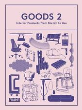 Goods: Interior Products from Sketch to Use by Ana Martins (2016, Hardcover)