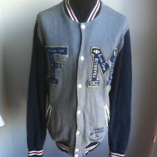 Fm depuis 1999 track top varsity style franklin marshall jersey taille adulte xl