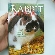 NICKEL STORE: RABBIT HANDBOOK: A FAMILY GUIDE TO BUYING, KEEPING, & BREEDING B34