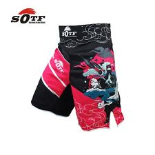 SOTF fighting MMA Shorts Grappling UFC Kick Boxing Mens Short MuayThai Fight Gym