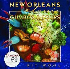 New Orleans Classic Gumbos and Soups (Classic Recipes Series)-ExLibrary