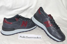 New Balance 990 Horween Leather - SIZE 9.5 - M990BCK Bespoke Crooners Collection