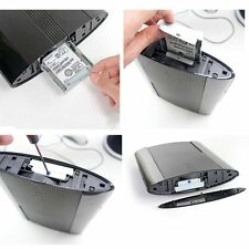 "New 2.5"" HDD Hard Disk Drive Mounting Bracket Caddy For Sony PS3 Super Slim 12GB"