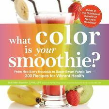 What Color Is Your Smoothie? : From Red Berry Roundup to Super Smart Purple...