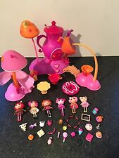 Lalaloopsy Teapot House With Dolls & Accessories In Excellent Condition