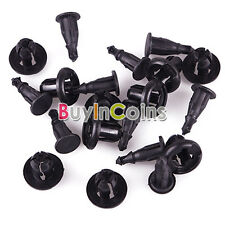 10Pcs Bumper Clips Fender Liner For Honda Accura Odyssey Civic Accord Portable