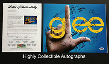 GLEE CAST 15 SIGNED 11X14 PHOTO AUTOGRAPH PSA DNA COA LOA COREY MONTEITH