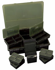 Fox Royale sistema box Medium cbx067 tacklebox karpfenbox kleinteilbox box pescar
