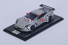 "2014 Corvette C7.R #3 ""ROAR Before the ROLEX24 At Daytona"" 1:43 Model by Spark"