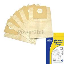 5 x E67, E67n, H55 poussière sacs pour Wellco WC1 WC100 CV101 aspirateur
