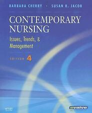 Contemporary Nursing: Issues, Trends & Management, 4e (Cherry, Contemporary Nur