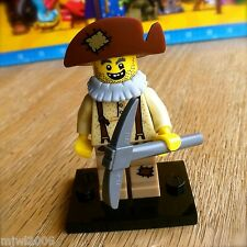 LEGO 71007 Minifigures PROSPECTOR #8 Series 12 SEALED Old West Miner Pick Axe