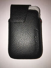 BlackBerry Leather Swivel Holster w/Belt Clip Bold 9790 ACC-41815-201 LOT OF 100