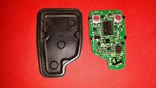 GENUINE VOLVO S40, V40, V70, S40, S60 ETC 2 BUTTON REMOTE CIRCUIT BOARD & COVER