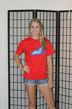 Sony Ericsson Open Tennis T Shirt - Key Biscayne - Fila - Red - Small