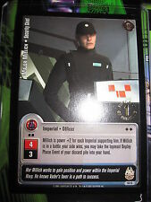 STAR WARS CCG JEDI KNIGHTS CARD MINT/N-MINT 1ST DAY 53C COM MAJOR MILLICH ...