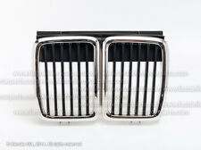 BMW 3 E30 1982- 1991 grille center chrom/black new 51131884350
