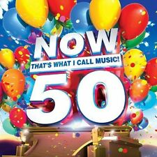 Now That's What I Call Music! 50 by Various Artists (CD 2014 Universal Music)