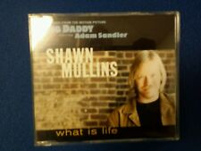 MULLINS SHAWN - WHAT IS LIFE. CD SINGOLO 4 TRACKS