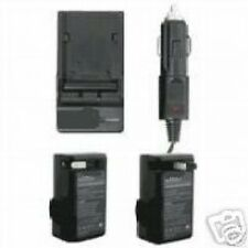 Charger for Canon HV20 Elura40 Elura50 Elura 40mc HG10