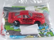 Subway Promo Kids' Pak Toy Speedsters Red Racer Diecast Car 1996 New In Baggie