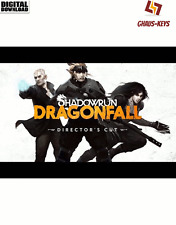 Shadowrun Dragonfall - Director's Cut STEAM Key Pc Game Download Code [DE] [EU]
