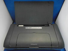 HP Officejet  470 (H470) Portable USB Printer, Battery, PSU & Black Ink.Warranty
