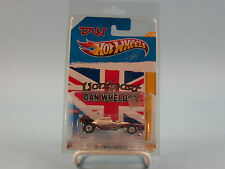 "Hot Wheels 2012, DAN WHELDON ""Lionheart"" INDY CAR Commemorative Real Riders"