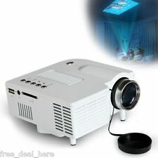 CLEARANCE Portable LED Video Projector Home Theater For iPhone iPad Smartphone