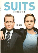 SUITS - Series 1. Gabriel Macht, Patrick J Adams (3xDVD SLIM BOX SET 2012)