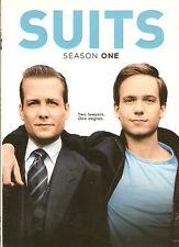 SUITS - Series 1. Gabriel Macht, Patrick J Adams (3xDVD SLIM BOX SET 2012)