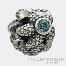 Authentic Pandora Sterling Silver Sea Star Bead 791163SST