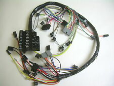 1962 Impala Under Dash Wiring Harness with Fusebox Manual 4 Speed