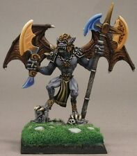 Eikar Necropolis Sergeant Reaper Miniatures Warlord Demon Devil Monster Melee