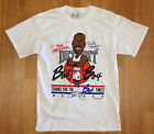 Detroit Pistons Bad Boys T-Shirt Rick Mahorn Retro Caricature Big Head