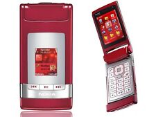 ORIGINAL Nokia N76 Rose Red 100% UNLOCKED N 76 Smartphone GSM Warranty FREE RARE