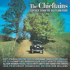 Further Down the Old Plank Road: The Nashville Sessions by The Chieftains (CD...