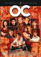 The O.C Season 1 DVD Region 4 7 Disc Box Set