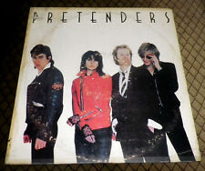 PHILIPPINES:PRETENDERS - Pretenders LP,Record,Vinyl,RARE,CHRISSIE HYDE,NEW WAVE