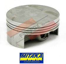 Yamaha YZF250 '01-'07 77.00mm Bore Mitaka Racing Piston Kit 76.96mm (B)
