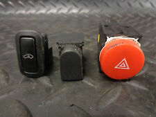2005 SEAT TOLEDO 1.6 8V 5DR HAZARD WARNING & ALARM DEACTIVATION SWITCHES