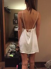 Brandy Melville White Dress One Size