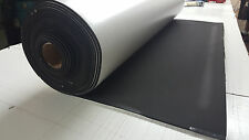 """CLOSED CELL SPONGE RUBBER NEOPRENE/EPDM BLEND1/4THKX53""""WIDEX12""""ADHESIVE 1 SIDE"""