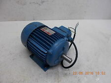 motore elettrico trifase 380v 0,55kw 0,75hp 1400 giri tipo t80 a4 marca ICME